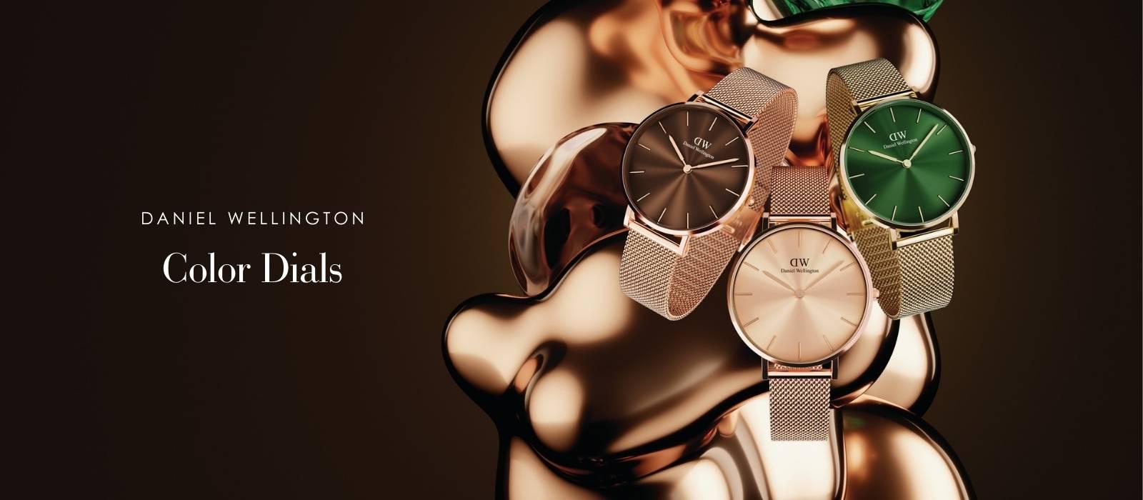 Tidløse klokker og smykker fra Daniel Wellington